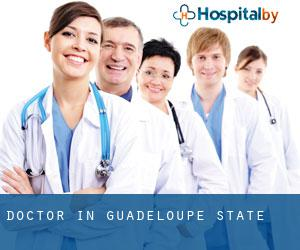 Doctor in Guadeloupe (State)