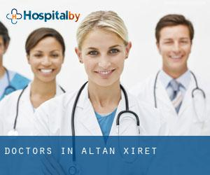 Doctors in Altan Xiret