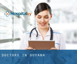 Doctors in Guyana