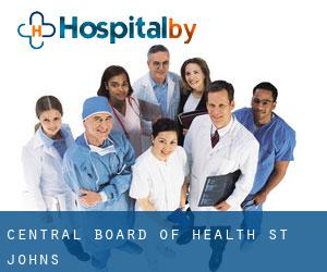Central Board Of Health (St. John's)