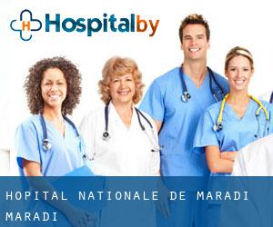 HOPITAL NATIONALE DE MARADI Maradi
