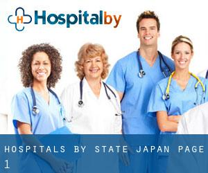 Hospitals by State (Japan) - page 1