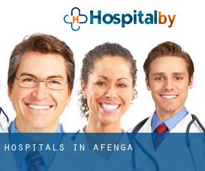 hospitals in Afenga
