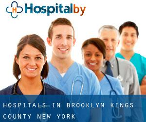 hospitals in Brooklyn (Kings County, New York)
