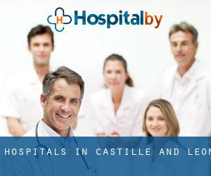 hospitals in Castille and León