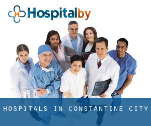 hospitals in Constantine (City)