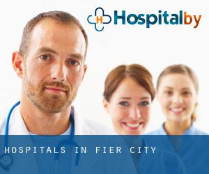 hospitals in Fier (City)