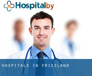hospitals in Friesland