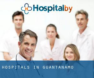 hospitals in Guantánamo