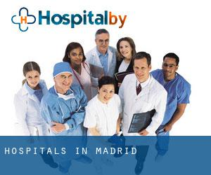 hospitals in Madrid