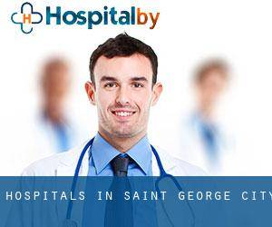 hospitals in Saint George (City)