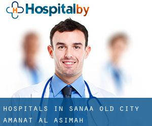hospitals in Sanaa (Old City, Amanat Al Asimah)