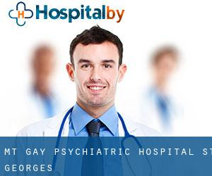 Mt. Gay Psychiatric Hospital St. George's