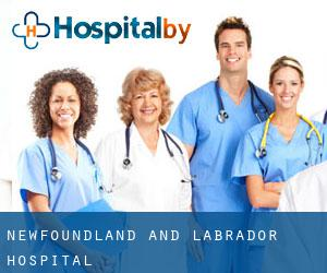 Newfoundland and Labrador hospital