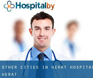 Other cities in Herat Hospital (Herat)