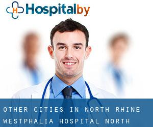 Other cities in North Rhine-Westphalia Hospital (North Rhine-Westphalia)
