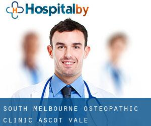 South Melbourne Osteopathic Clinic (Ascot Vale)
