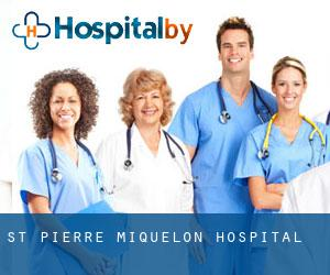 St Pierre Miquelon Hospital