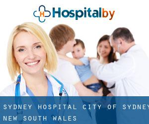 Sydney Hospital (City of Sydney, New South Wales)